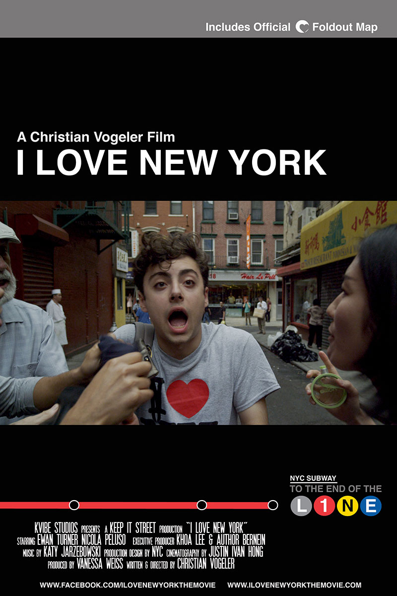 Image result for i love new york christian vogeler poster