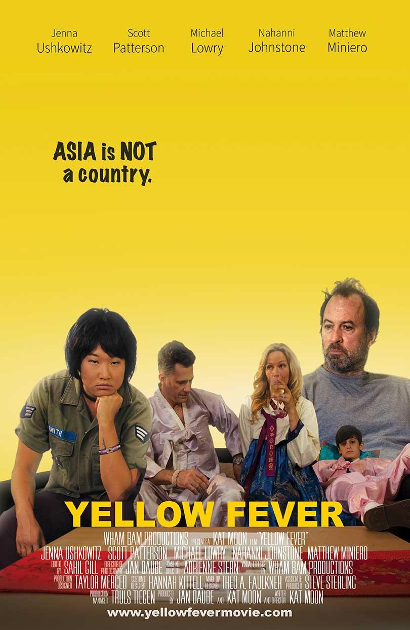 Yellow fever фильм 2018